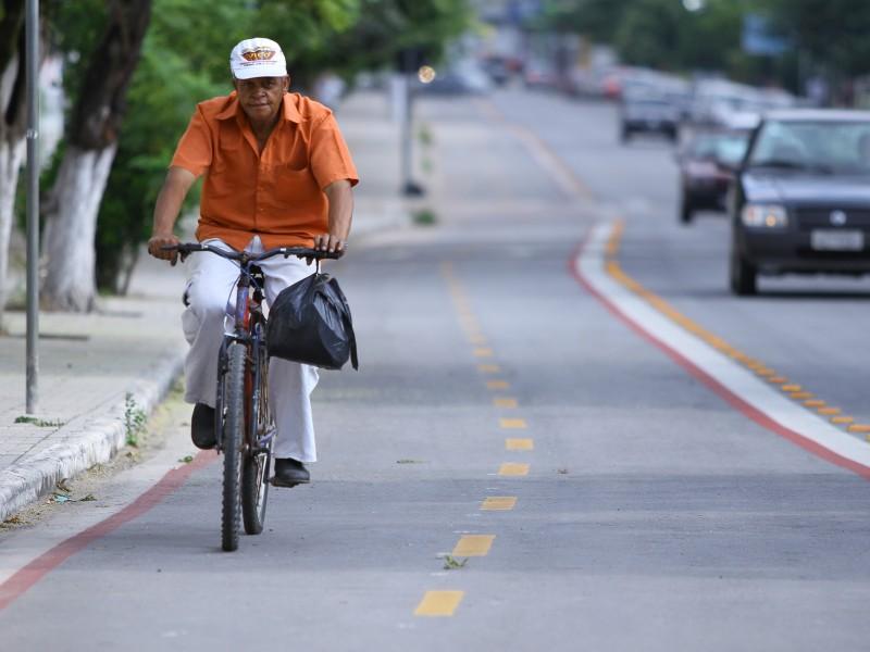 Avanza proyecto de ciclovías en Guaymas