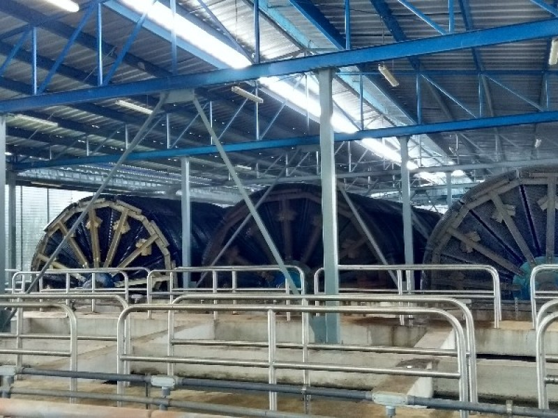 Avanza rehabilitación de plantas de tratamiento de agua