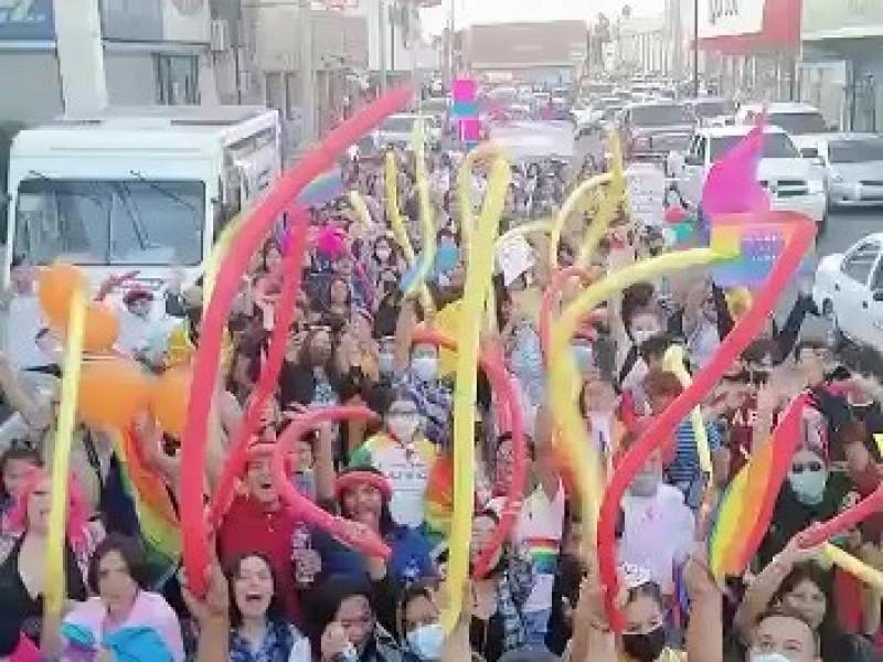 Avanza respeto y tolerancia hacia comunidad LGBTQ+