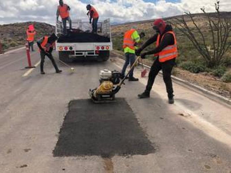 Avanza SCT Jalisco en mantenimiento de carreteras por $1,054 millones