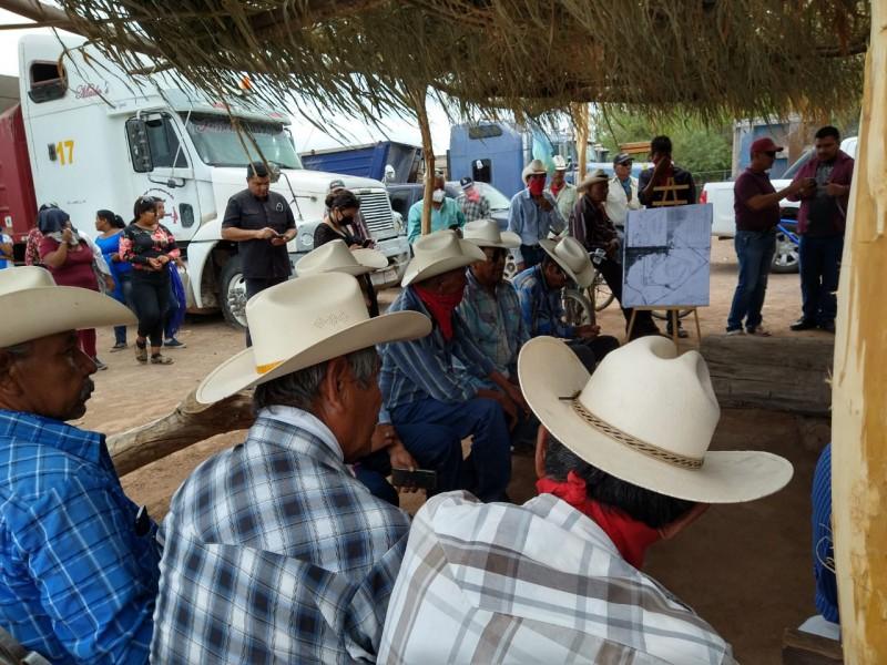 Avanzan acuerdos con etnia Yaqui