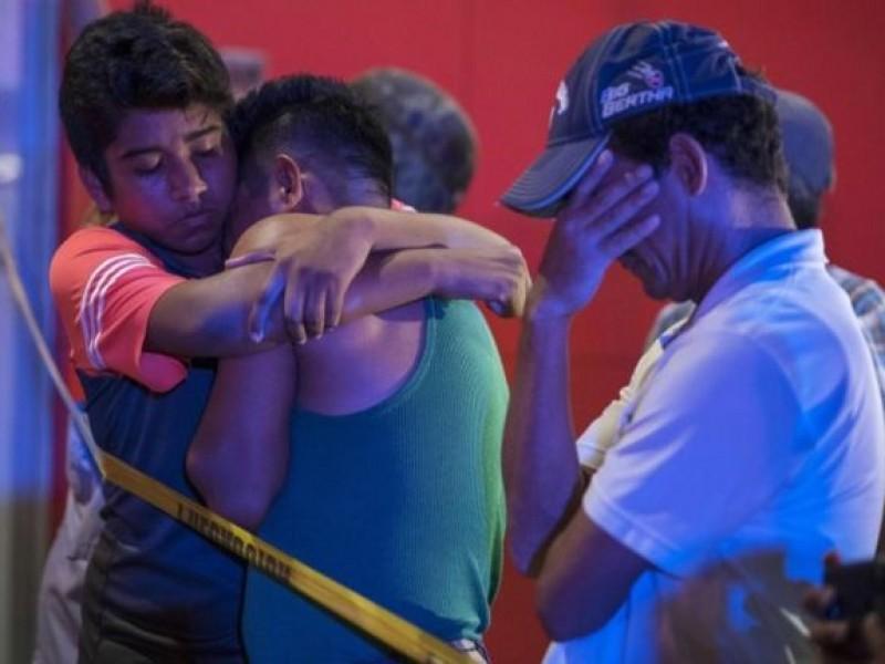 Avanzan las investigaciones tras masacre en Coatzacoalcos