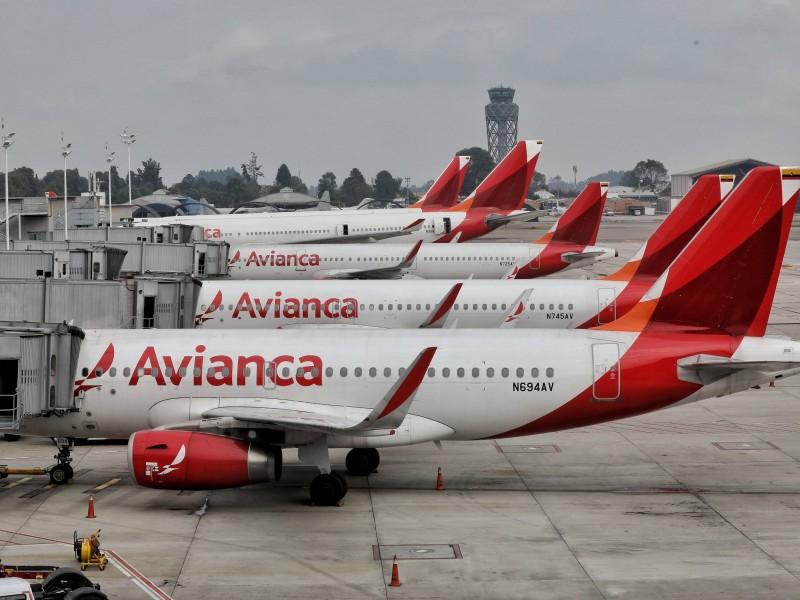 Avianca se declara en quiebra por efectos de la pandemia