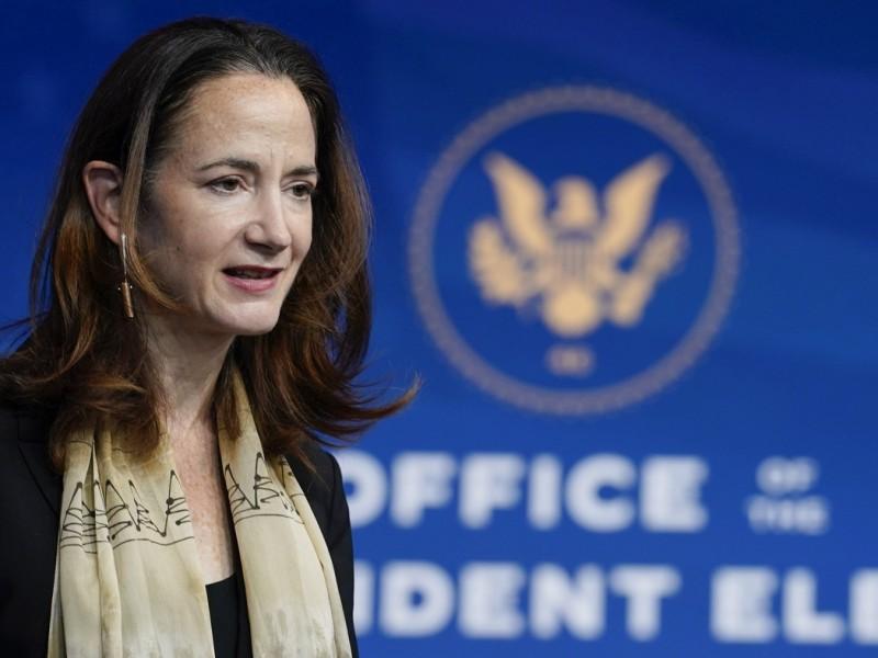 Avril Haines, nueva Directora de Inteligencia de EE.UU