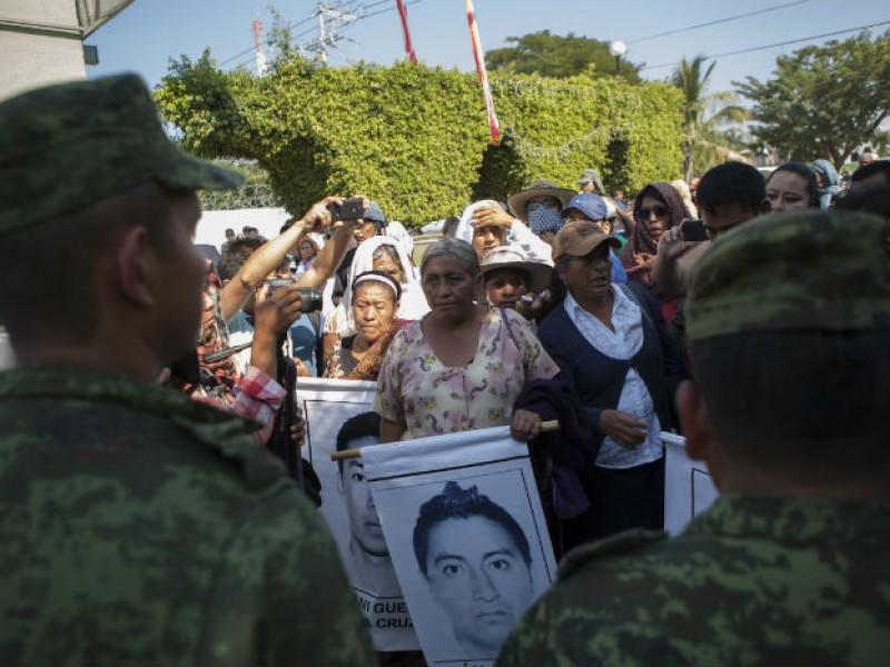 📹 Ayotzinapa: La misteriosa acción del Ejército
