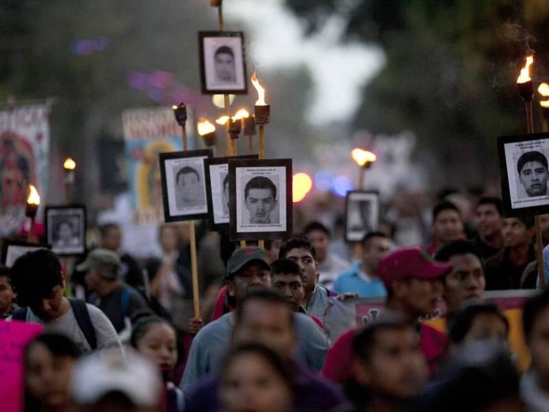 Ayotzinapa y policías, para documentar el pesimismo