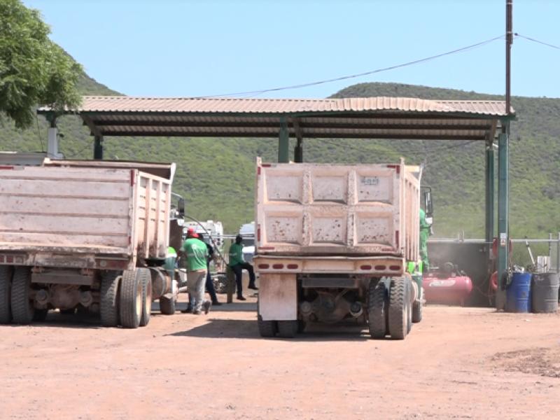 Ayuntamiento de Ahome regresa relleno sanitario a PASA
