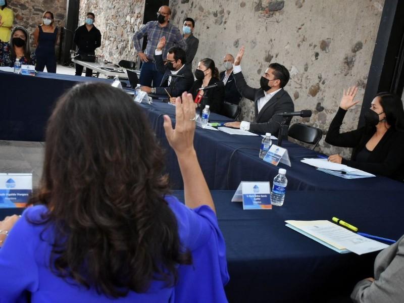 Ayuntamiento de Corregidora aprueba nombramientos