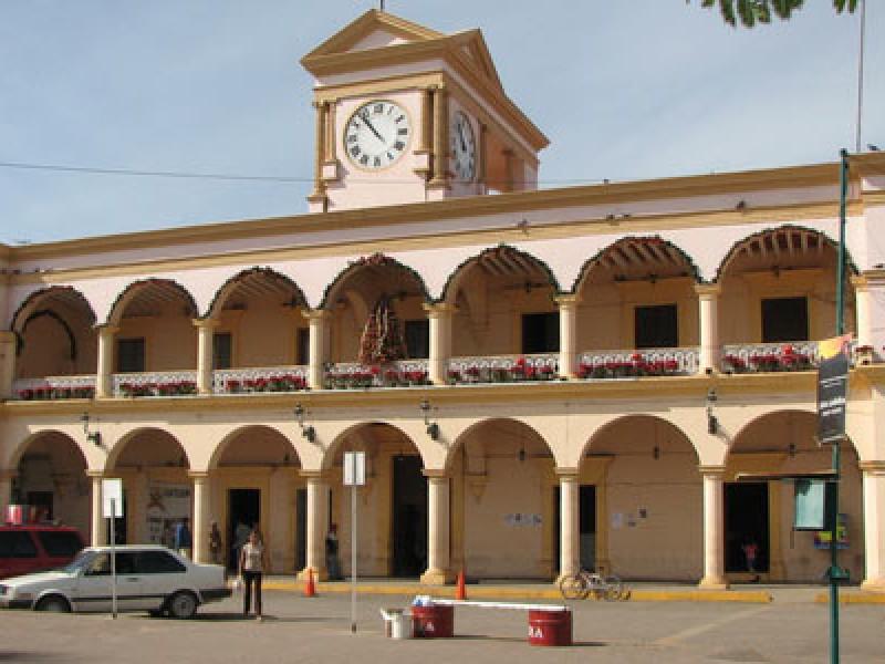 Ayuntamiento de Santiago Ixcuintla cierra oficinas por contagios de COVID-19