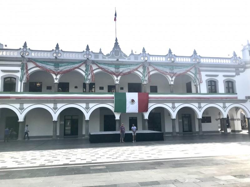 Ayuntamiento de Veracruz cerrará sus puertas 16 septiembre
