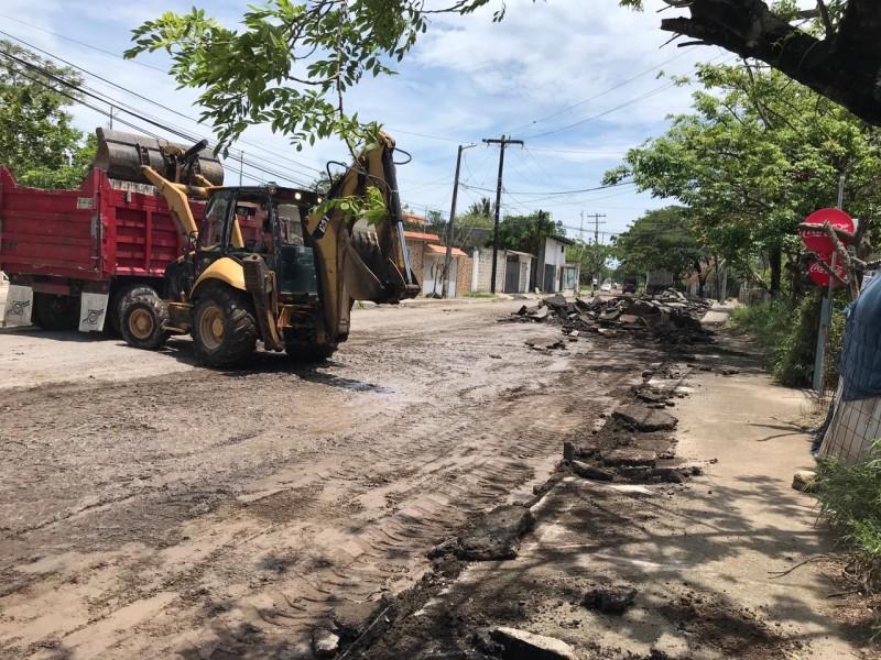 Ayuntamiento de Veracruz sin definir Plan de Obras 2021