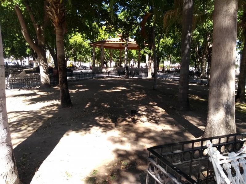 Ayuntamiento dejó caer la Plazuela 27 de Septiembre en LM
