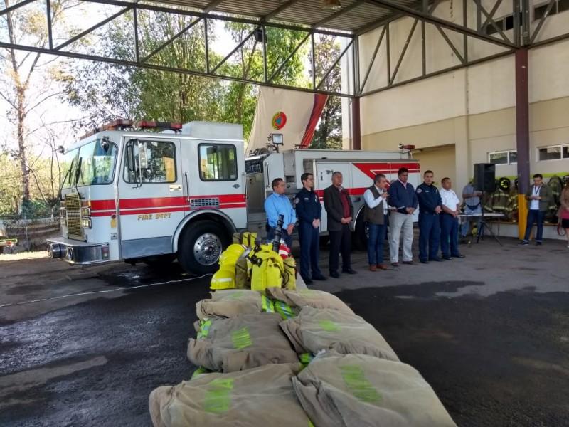 Morelia contaría con 4 estaciones de bomberos