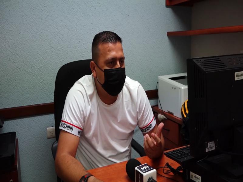 AYUNTAMIENTO REALIZA MANTENIMIENTO DE CORRECCIÓN EN BULEVAR JOSÉ LIMÓN