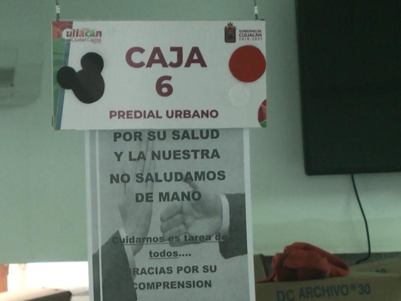 Ayuntamiento toma medidas preventivas por Coronavirus