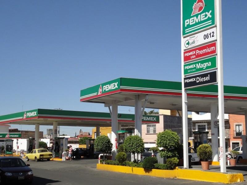 BADEBA 1er lugar en incremento costo de gasolina