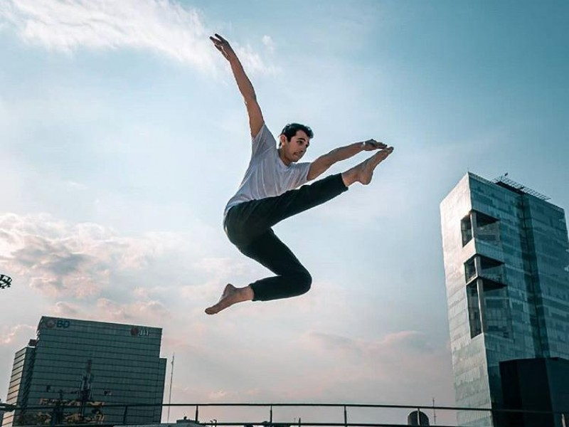 Bailarín Veracruzano adicionará en compañía internacional de Europa