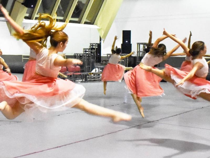 Bailarinas representarán a México en Nueva York