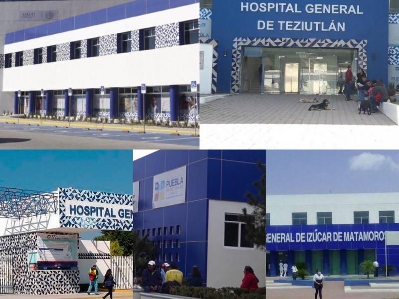 Baja capacidad hospitalaria en Puebla por Covid-19