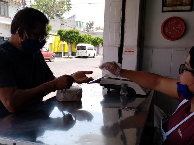 Baja el consumo de tortillas ante contingencia