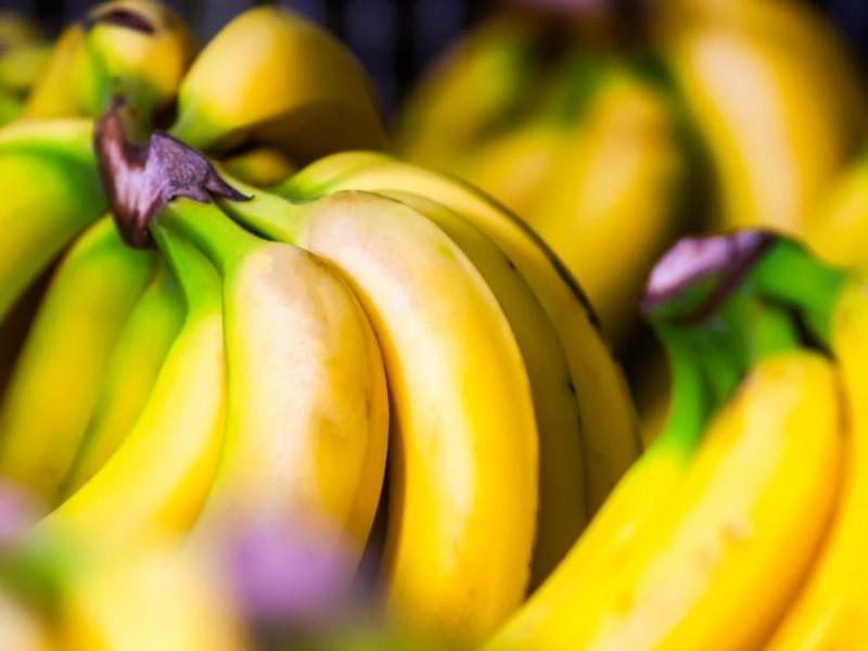 Baja el precio del plátano