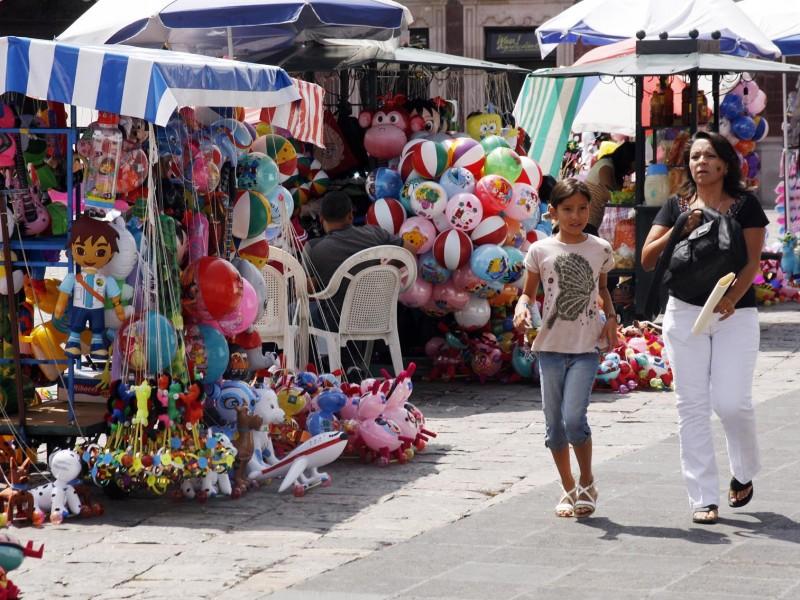 Baja informalidad laboral en Querétaro