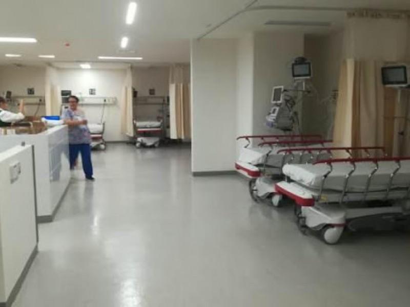 Baja la ocupación hospitalaria en Nayarit