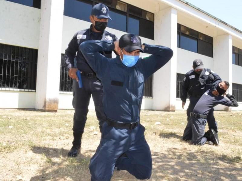 Baja Nayarit 7 puntos porcentuales en confianza de seguridad pública