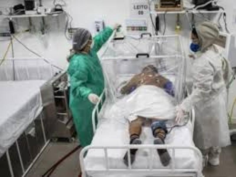 Baja ocupación hospitalaria en nosocomios COVID