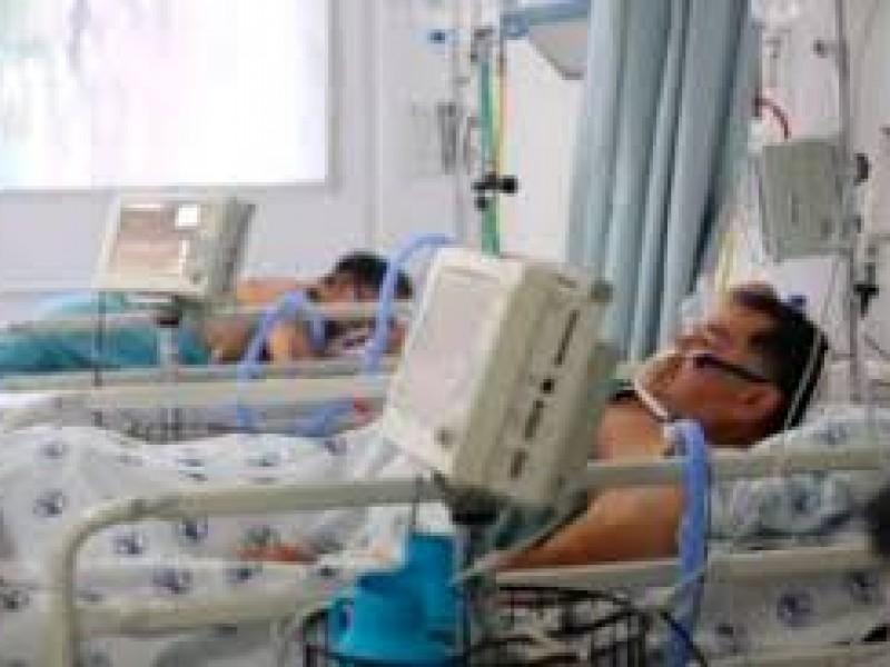 Baja ocupación hospitalaria por COVID en Puebla