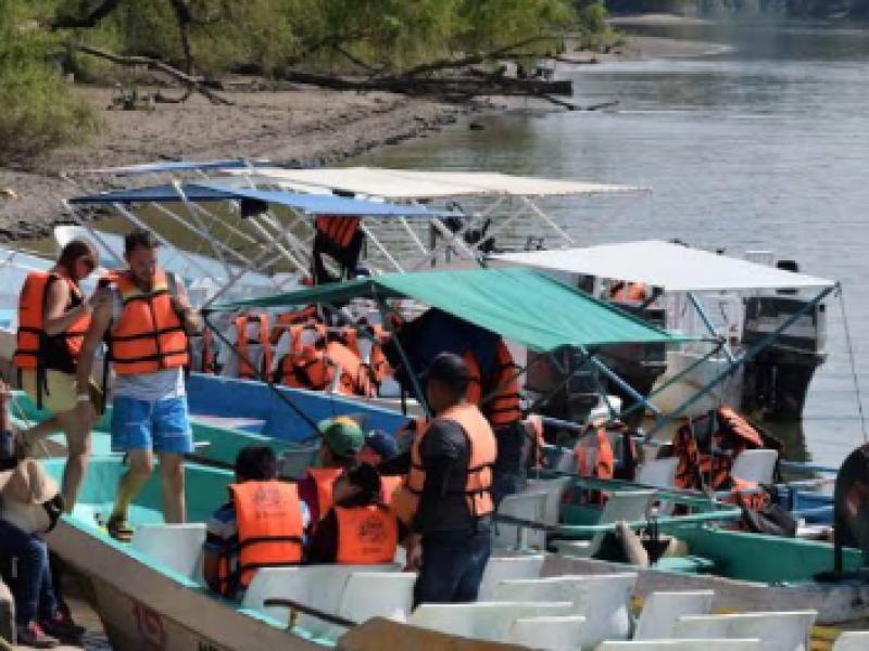 Baja presencia de turismo en Chiapa de Corzo