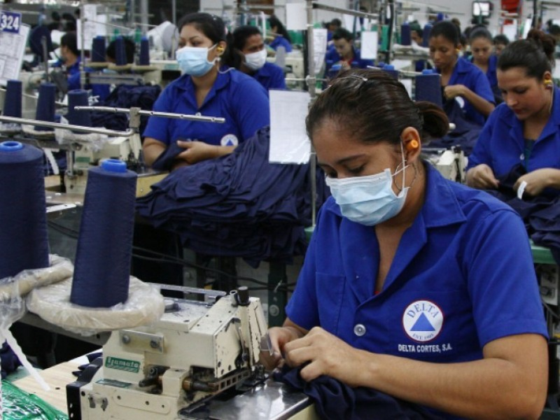 Baja productividad en maquiladoras por resguardo y cuarentena de empleados