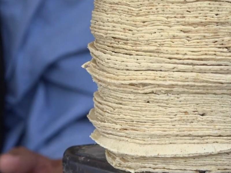 📹Baja venta de tortilla, queda pendiente un incremento en precio