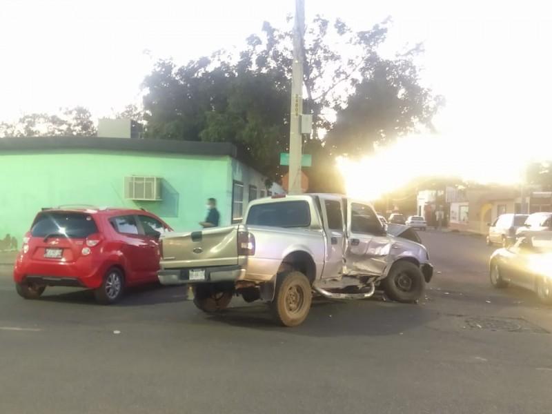 Bajan accidentes viales la semana pasada