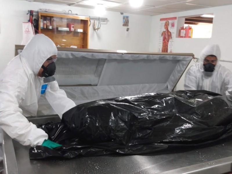 Bajan servicios funerarios por COVID-19 en el Valle de Toluca