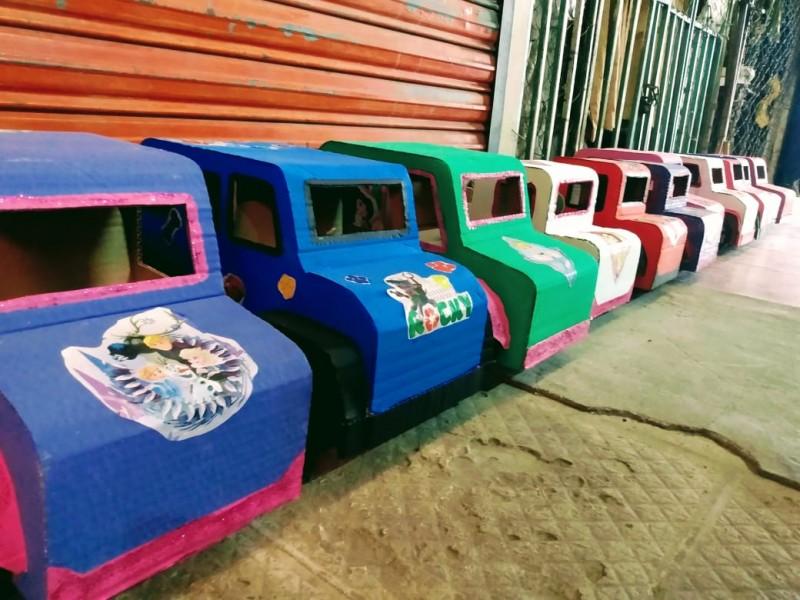 Bajan ventas de los tradicionales carritos