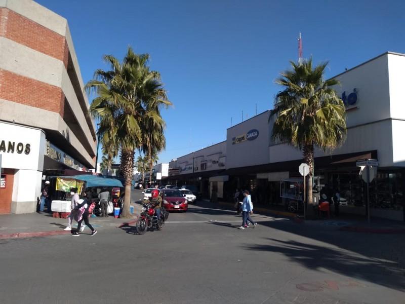 Bajan ventas en comercios de Hermosillo durante diciembre