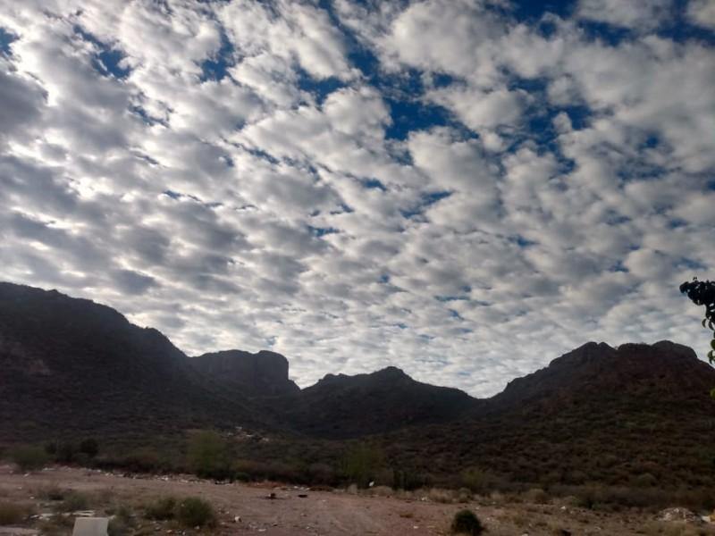 Bajas temperaturas en Sonora para este día