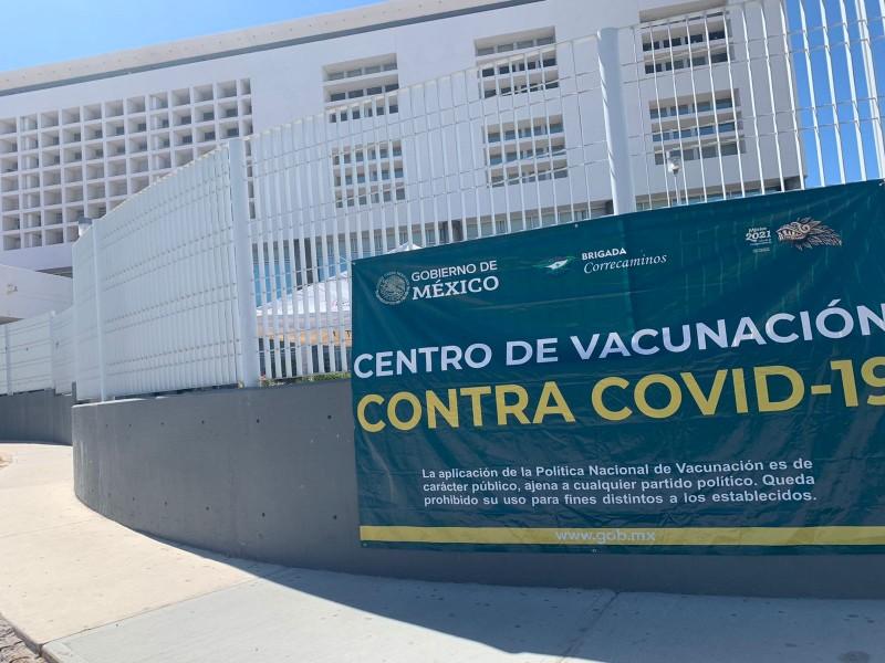 Bajo el número de menores a vacunación COVID-19