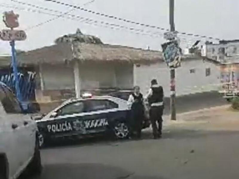 Balacera deja dos lesionados en restaurante, en Morelia