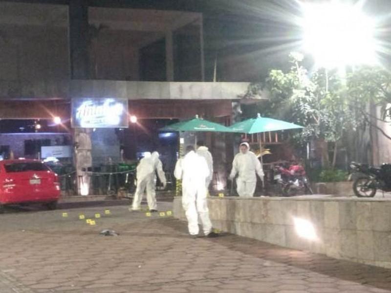 Balacera en bar de Cuernavaca deja dos muertos