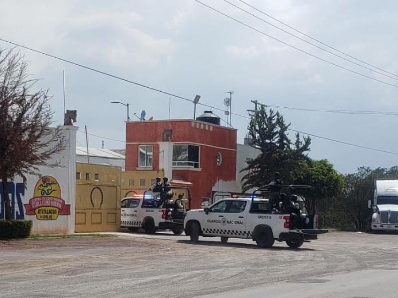 Balacera en carrera de caballos en Hidalgo deja 5 muertos