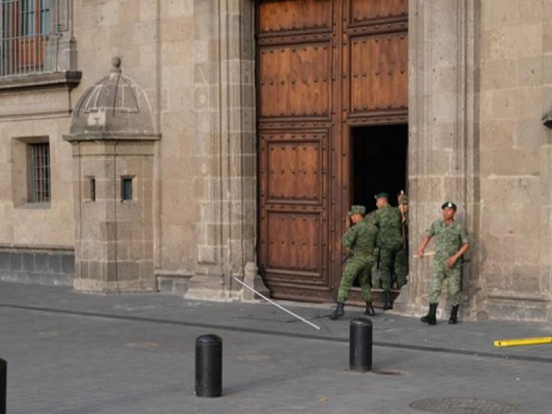 Balacera en Centro Histórico de CDMX