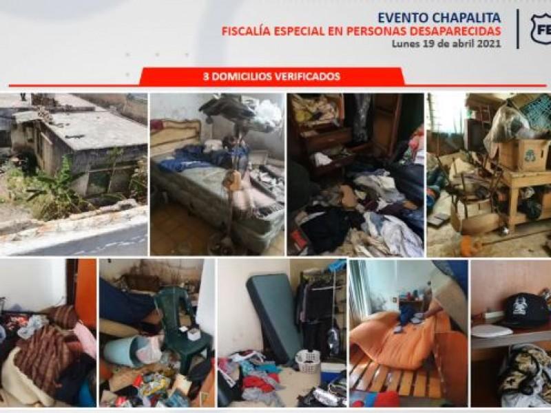 Balacera en Chapalita deja 4 personas muertas y 32 detenidos
