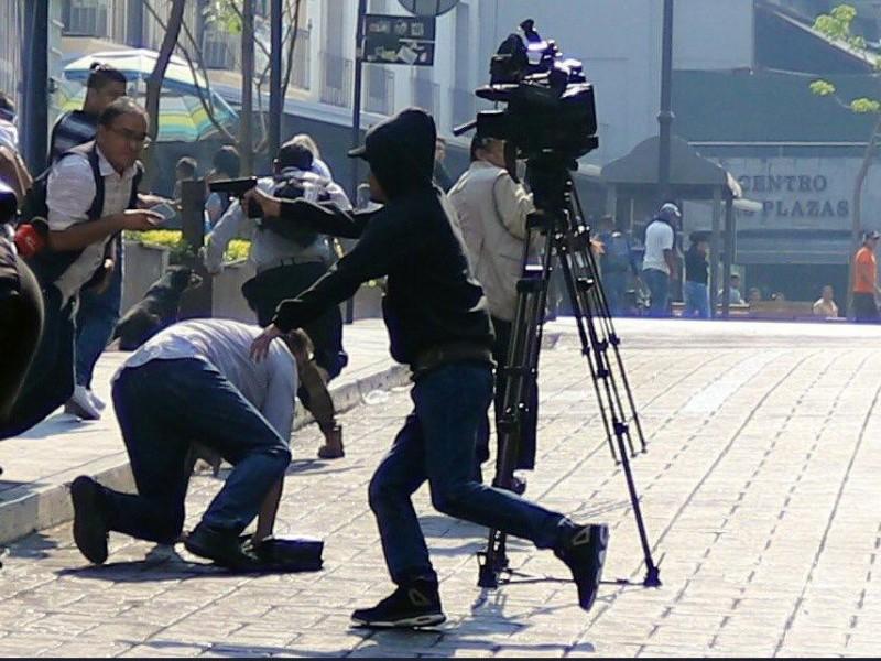 📹 Balacera en Cuernavaca deja 2 muertos