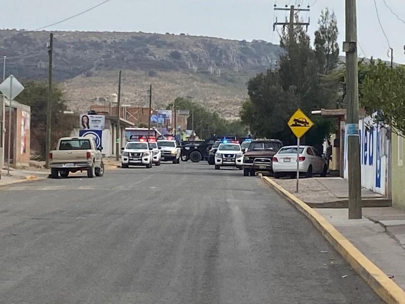 Balacera en Lagos de Moreno termina con dos agresores muertos