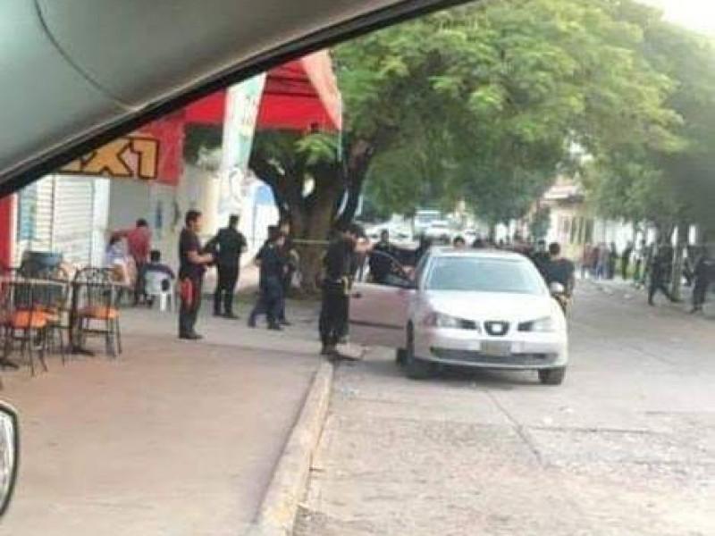 Balacera en Tuxtla Gutiérrez