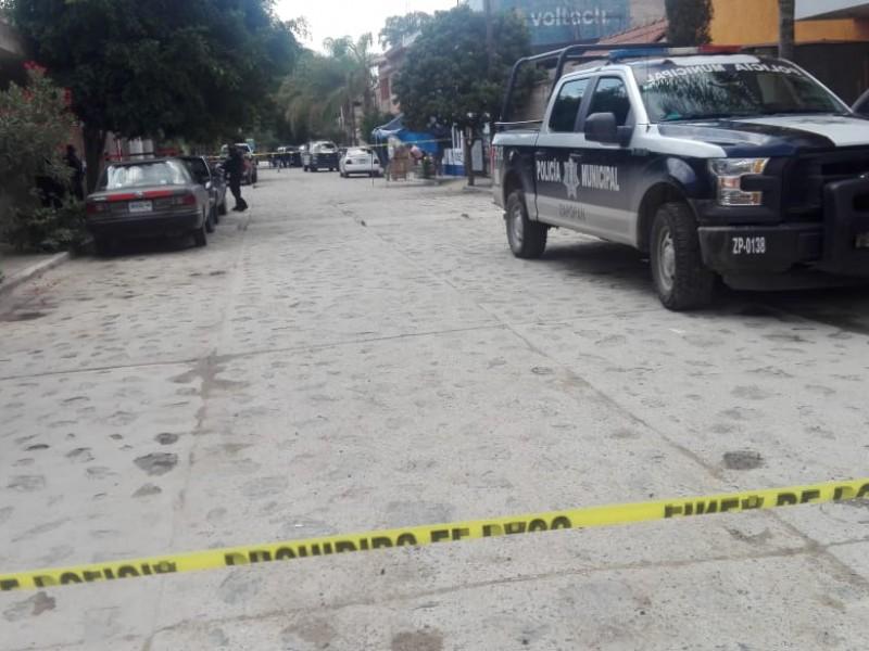 Balacera en Zapopan deja un muerto y cinco detenidos