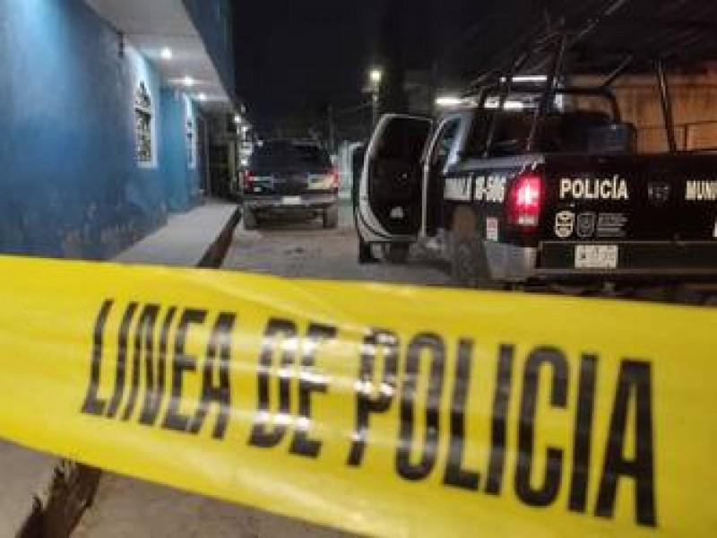 Balean a familia en La Chona; muere una niña