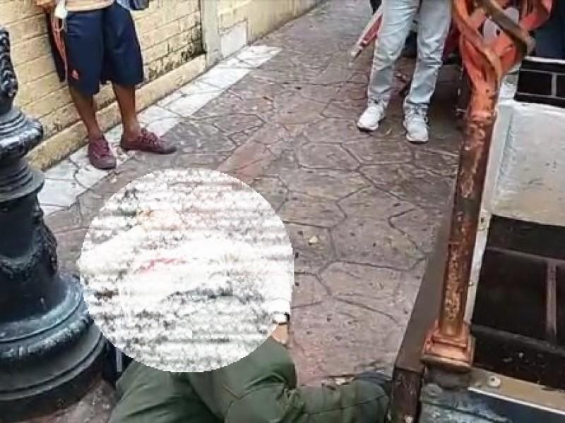 Balean a policías en Cosamaloapan y Acayucan